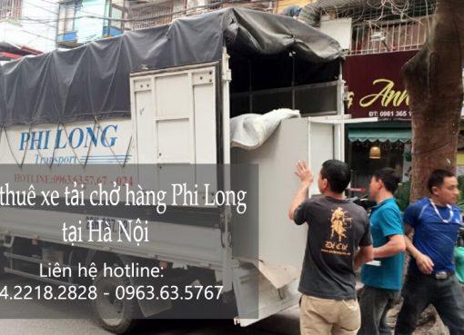 Dịch vụ chở hàng thuê giá rẻ tại phố Vũ Xuân Thiều