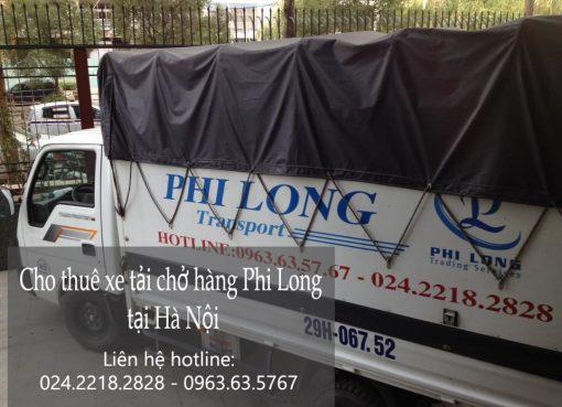 Dịch vụ chở hàng thuê tại phố Vũ Hữu