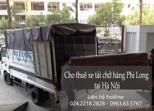 Dịch vụ chở hàng thuê tại phố Phùng Khoang