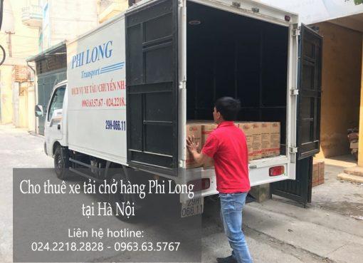 Dịch vụ chở hàng thuê tại phố Trần Duy Hưng