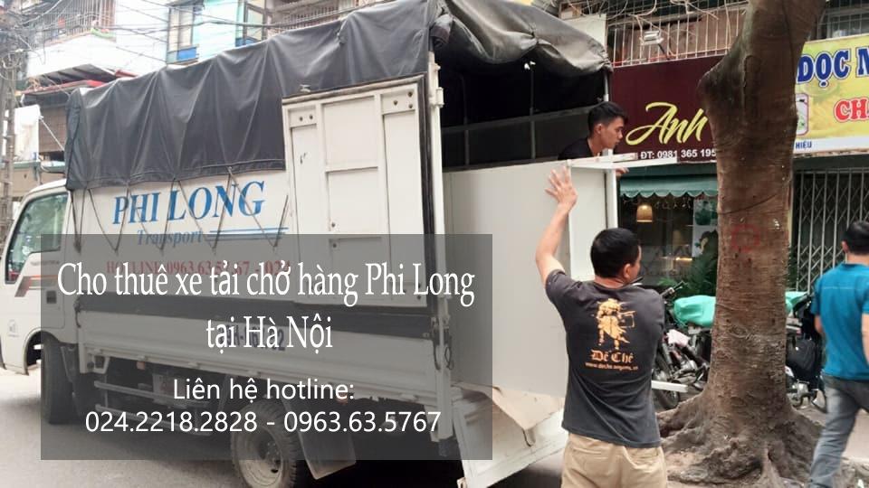 Dịch vụ chở hàng thuê tại phố Hoàng Đạo Thúy