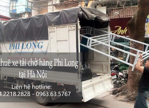 Dịch vụ chở hàng thuê uy tín tại phố Lê Thánh Tông