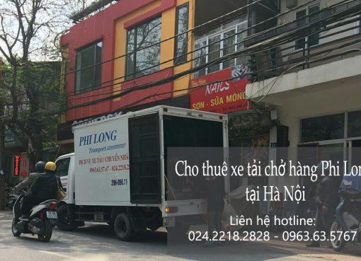 Dịch vụ chở hàng thuê tại đường Đản Di