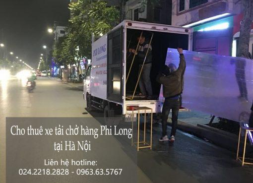Dịch vụ chở hàng thuê tại phố Nguyễn Du