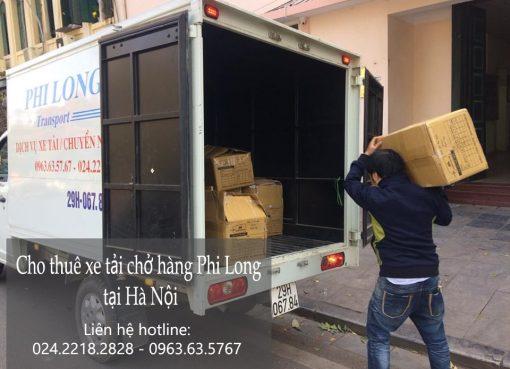 Dịch vụ chở hàng thuê tại phố Đỗ Hành