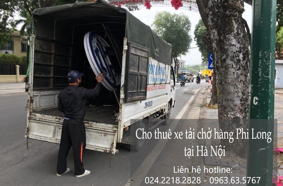 Dịch vụ cho thuê xe tải Phi Long tại phố Đào Duy Từ