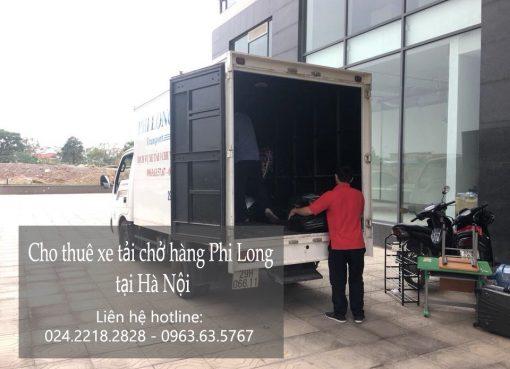 Thuê xe chở hàng giá rẻ tại phố Kim Đồng