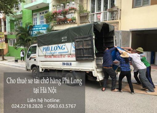 Dịch vụ cho thuê xe chở hàng tại đường Giải Phóng