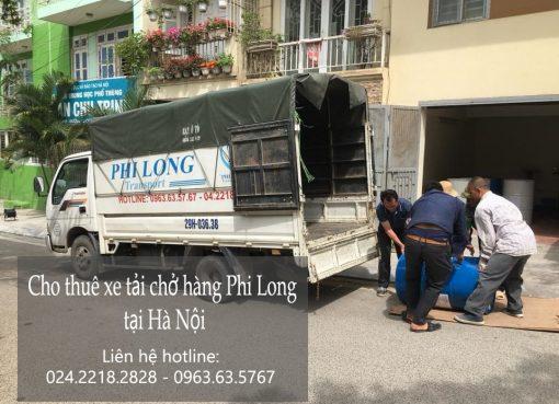 Dịch vụ chở hàng thuê tại đường Giáp Bát