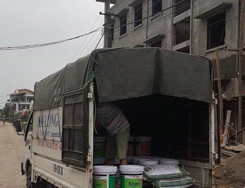 Dịch vụ chở hàng thuê chuyên nghiệp tại phố Lê Lai