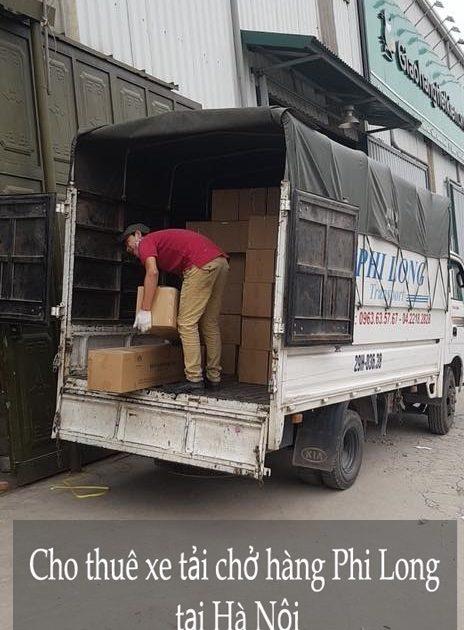 Dịch vụ chở hàng thuê tại phố Tôn Thất Thiệp