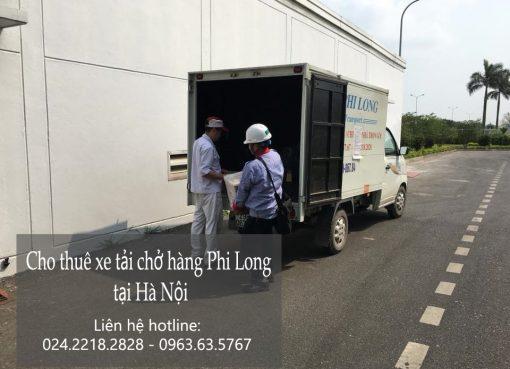 Dịch vụ chở hàng thuê tại phố Yết Kiêu