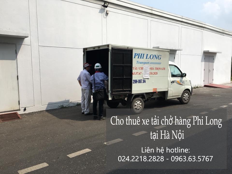 dịch vụ chở hàng thuê tại phố Lê Trọng Tấn