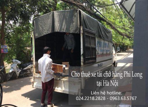 Dịch vụ chở hàng thuê tại phố Trần Kim Xuyến