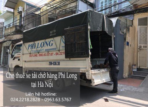 Dịch vụ chở hàng thuê tại khu đô thị Sài Đồng