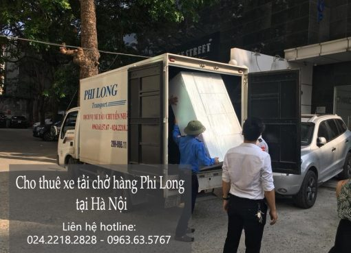 Thuê xe tải Hà Nội uy tín tại phố Triệu Việt Vương