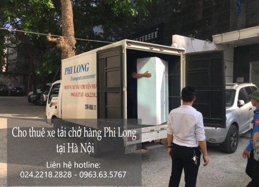 Thuê xe chuyển đồ nhanh chóng tại phố Đông Thái