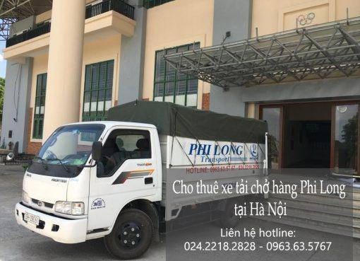 Dịch vụ chở hàng thuê tại phố Hàng Lược