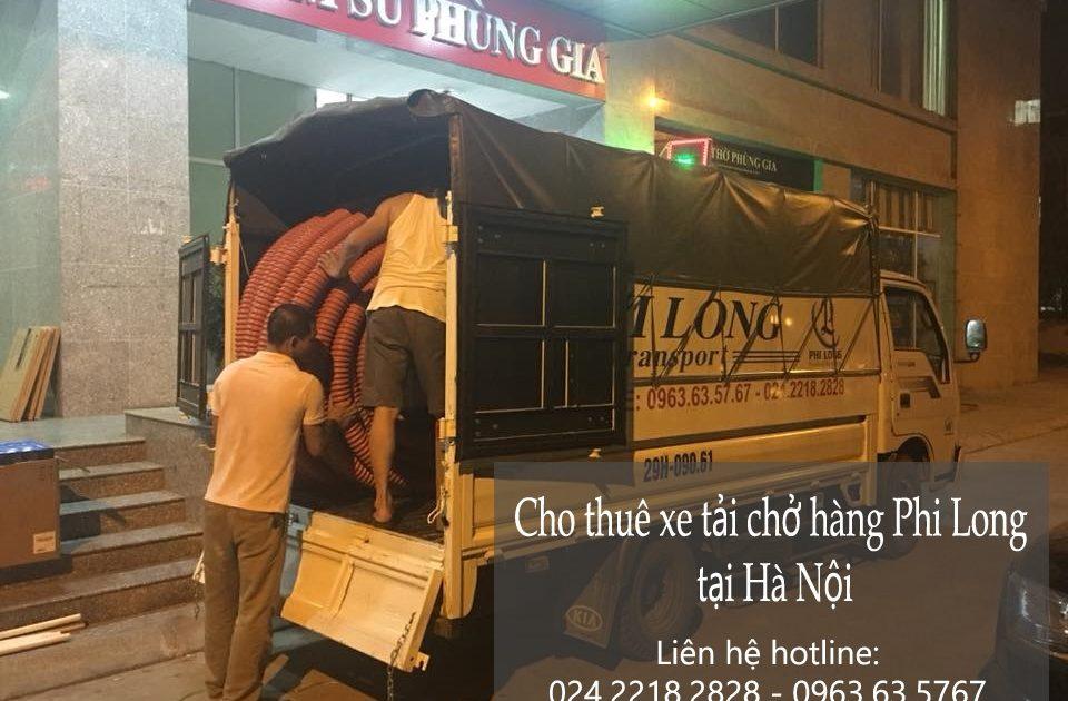 Dịch vụ chở hàng thuê tại phố Hàng Tre