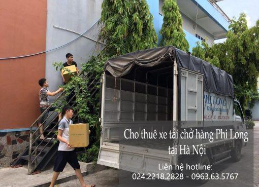 Taxi tải Hà Nội cho thuê tại đường Thanh Lãm