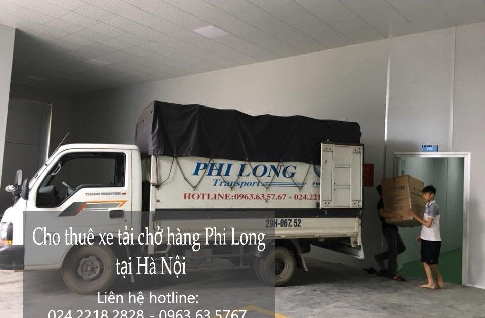 Thuê xe vận chuyển 3,5 tấn tại phố Mã Mây