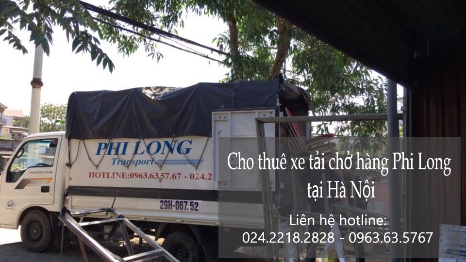 Thuê xe chuyển nhà giá rẻ tại phố Hàng Chiếu