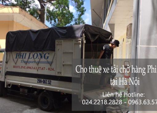 Xe tải chở hàng giá rẻ tại phố Yên Ninh