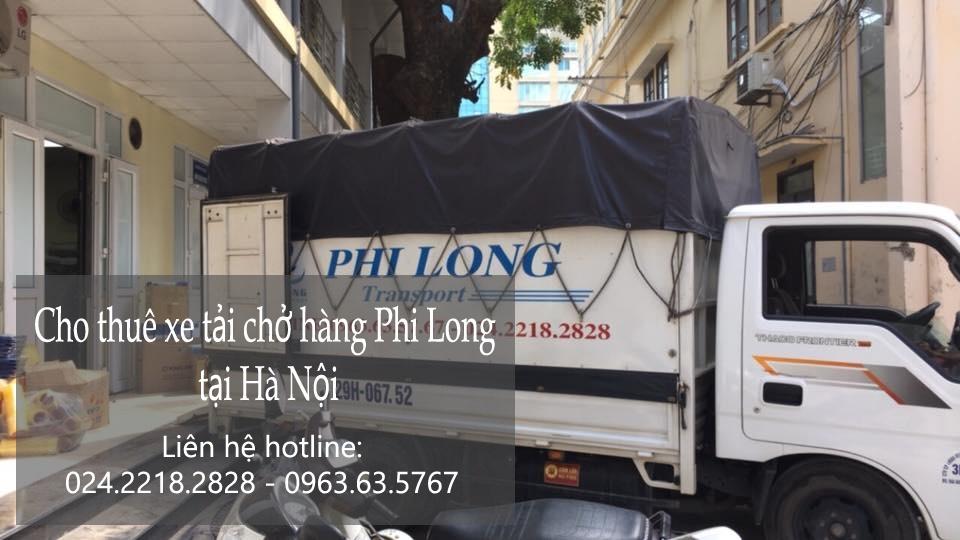 Dịch vụ cho thuê xe tải tại phố Phạm Hồng Thái