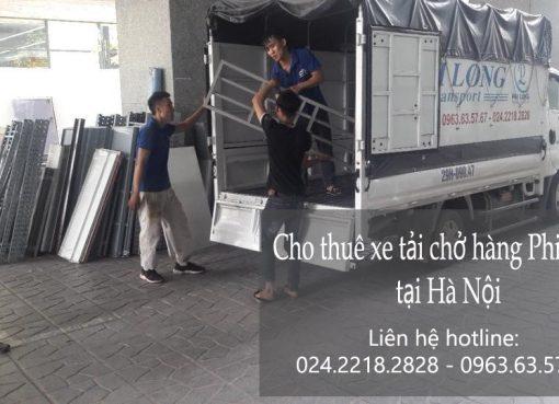 Dịch vụ chở hàng thuê tại phố Trần Cao Vân