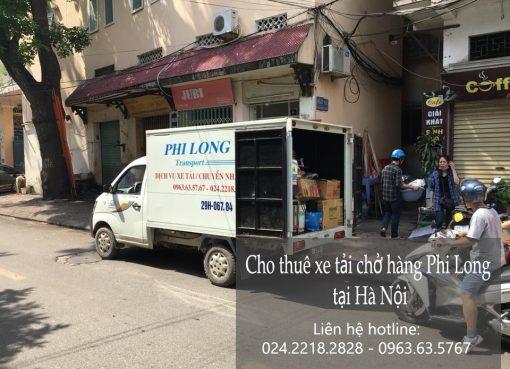 Dịch vụ chở hàng thuê tại phố Nguyễn Siêu