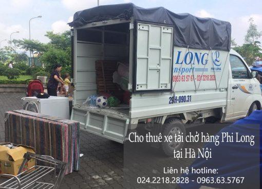 Dịch vụ chở hàng thuê tại phố Lý Thái Tổ