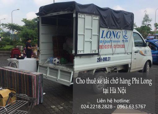 Dịch vụ chở hàng thuê tại phố Trần Quốc Toản