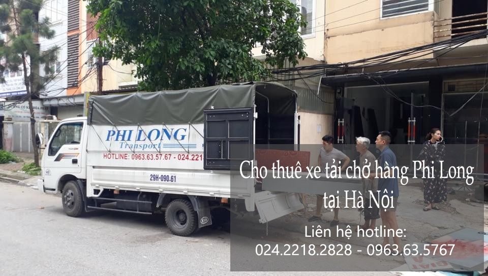 Dịch vụ chở hàng thuê tại phố Mai Hắc Đế