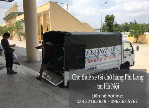 Dịch vụ chở hàng thuê tại phố Lý Thường Kiệt