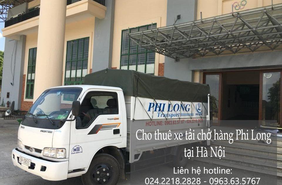 Dịch vụ chở hàng thuê tại phố Mạc Đĩnh Chi