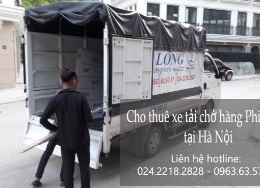 Dịch vụ chở hàng thuê tại phố Nam Tràng
