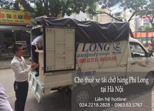 Dịch vụ chở hàng thuê tại phố Đoàn Trần Nghiệp