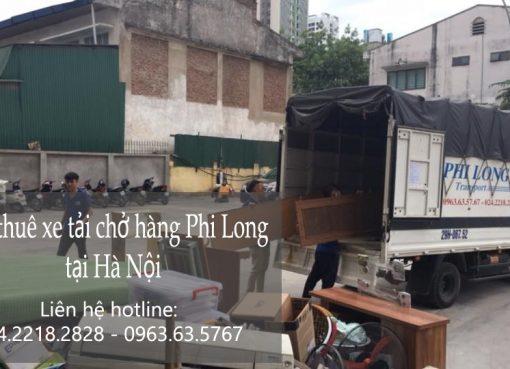 Dịch vụ chở hàng thuê tại phố Phan Chu Trinh