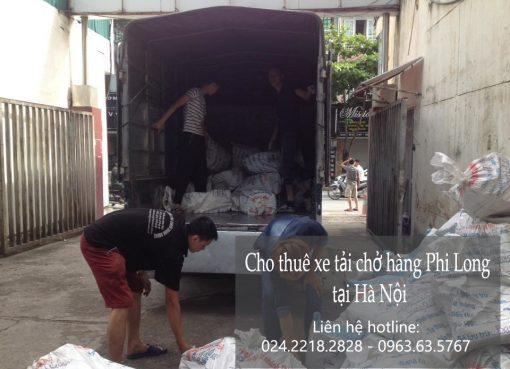 Dịch vụ chở hàng thuê tại phố Giang Văn Minh