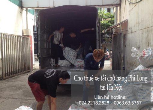 Dịch vụ chở hàng thuê tại phố Nam Cao