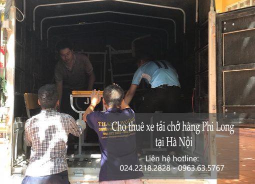Dịch vụ chở hàng thuê tại phố Trạm