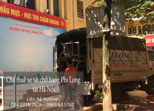 Dịch vụ chở hàng thuê tại phố Nguyễn Hữu Huân