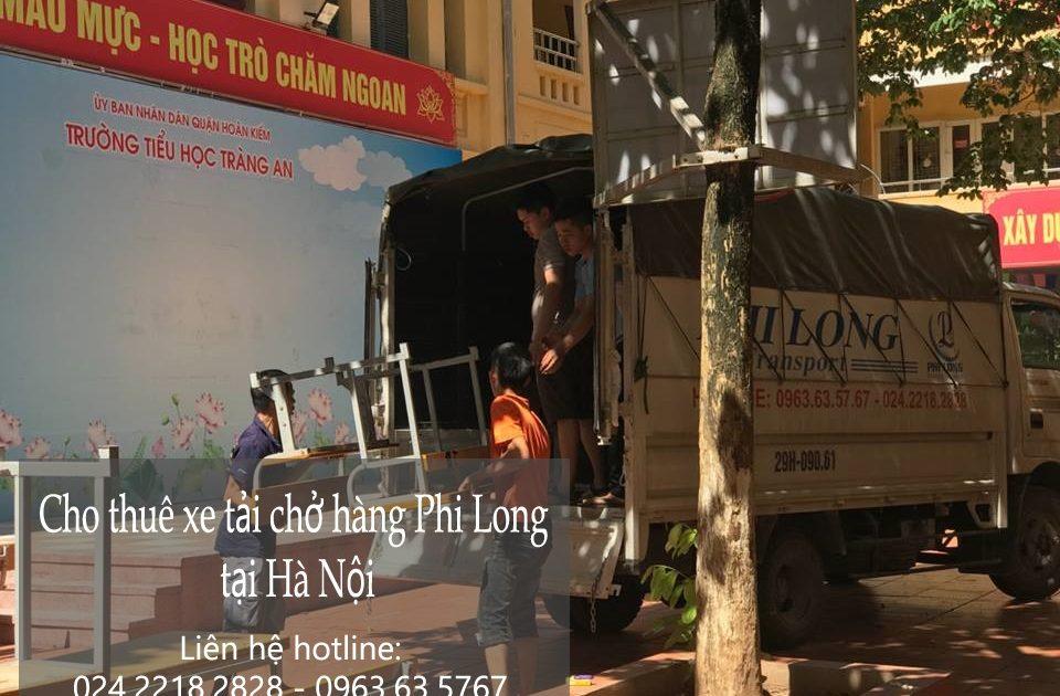 Dịch vụ chở hàng thuê tại phố Hàng Mã
