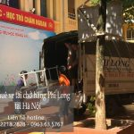 Dịch vụ chở hàng thuê tại phố Hàng Hòm