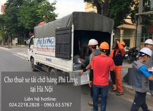 Dịch vụ chở hàng thuê tại phố Nguyễn Như Đổ