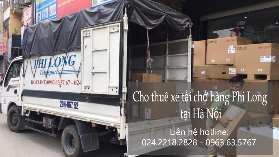 Dịch vụ chở hàng thuê tại phố Hàng Trống