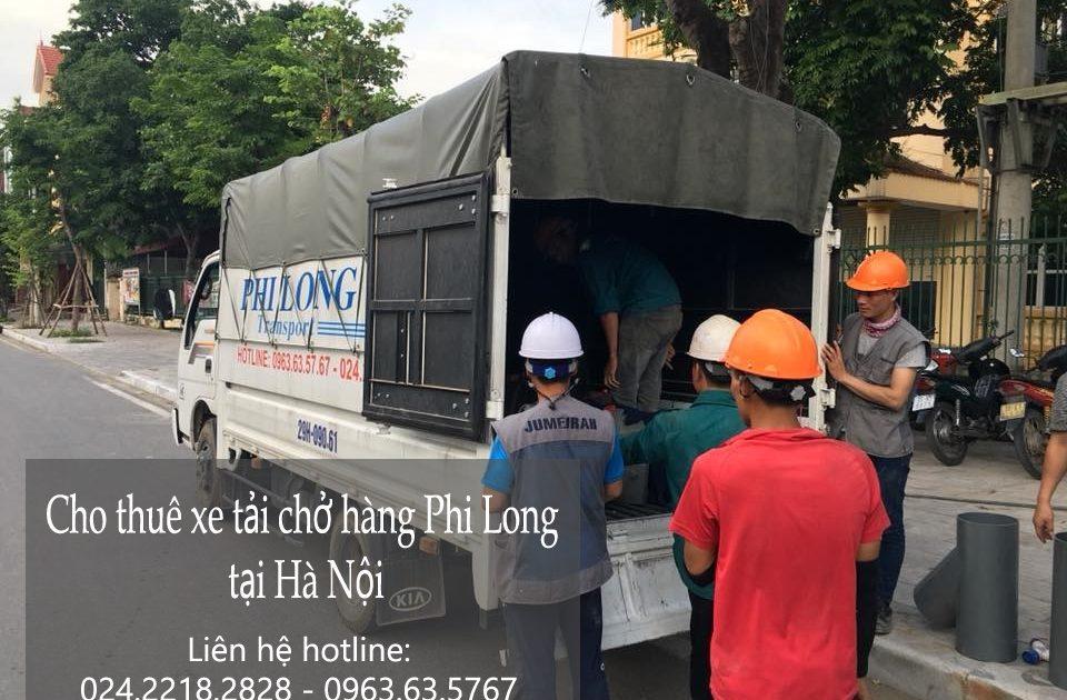 Dịch vụ chở hàng thuê tại phố Đồng Xuân