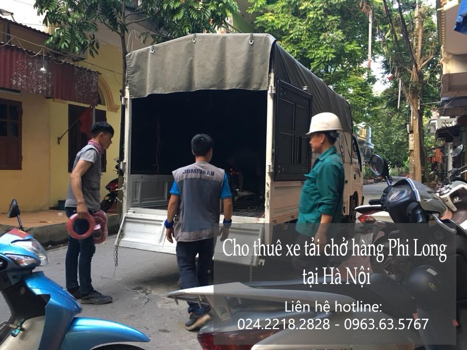 Dịch vụ chở hàng thuê tại phố Nguyễn Cơ Thạch