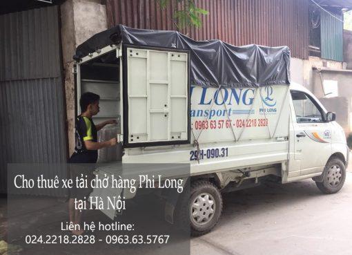 Dịch vụ chở hàng thuê tại phố Nguyễn Chí Thanh