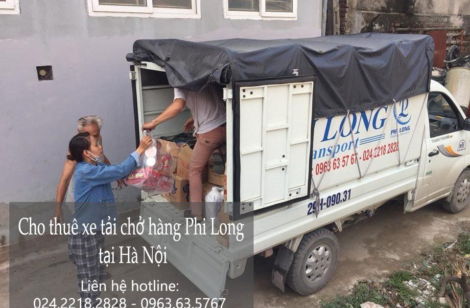 Dịch vụ chở hàng thuê tại đường Cao Lỗ